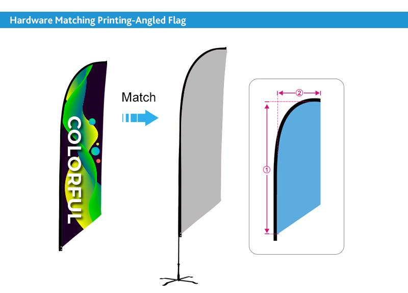 Advertising Flags – Custom flag printing