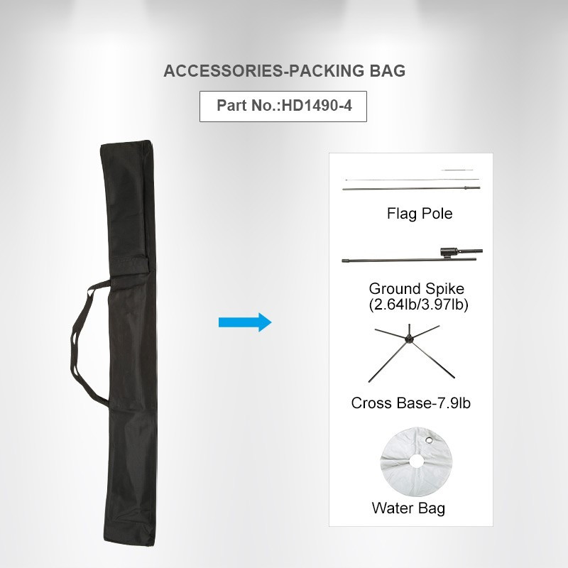Hardware-Packing Bag