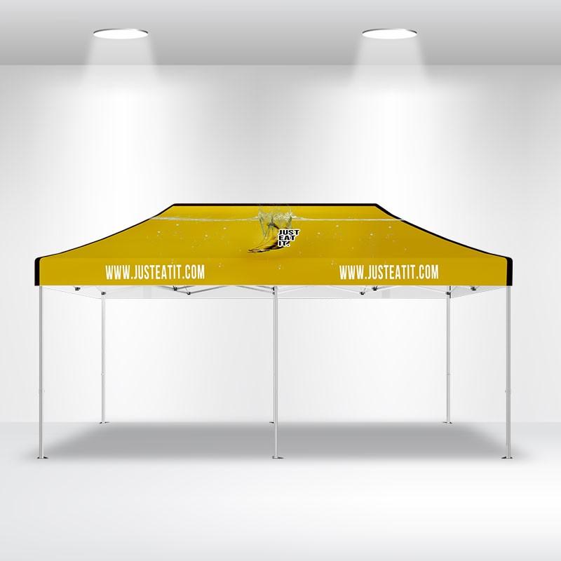 10x20 Advertising Tent