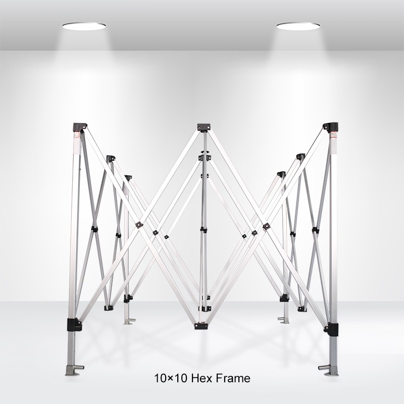 Hardware-Tent Frame