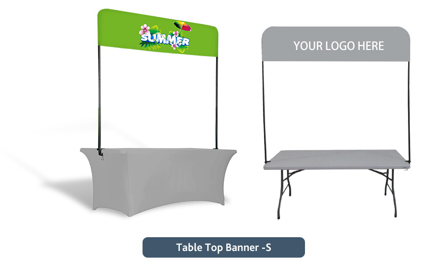 Table Top Banners