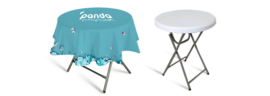 Promotional table cloth