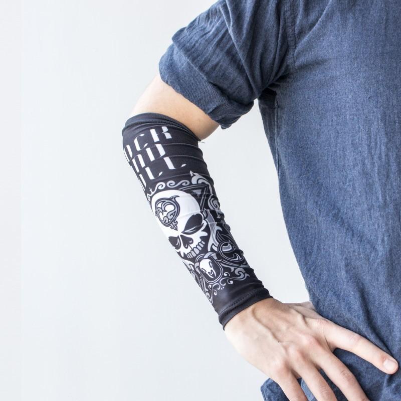 Custom Printed Arm Sleeve Sample