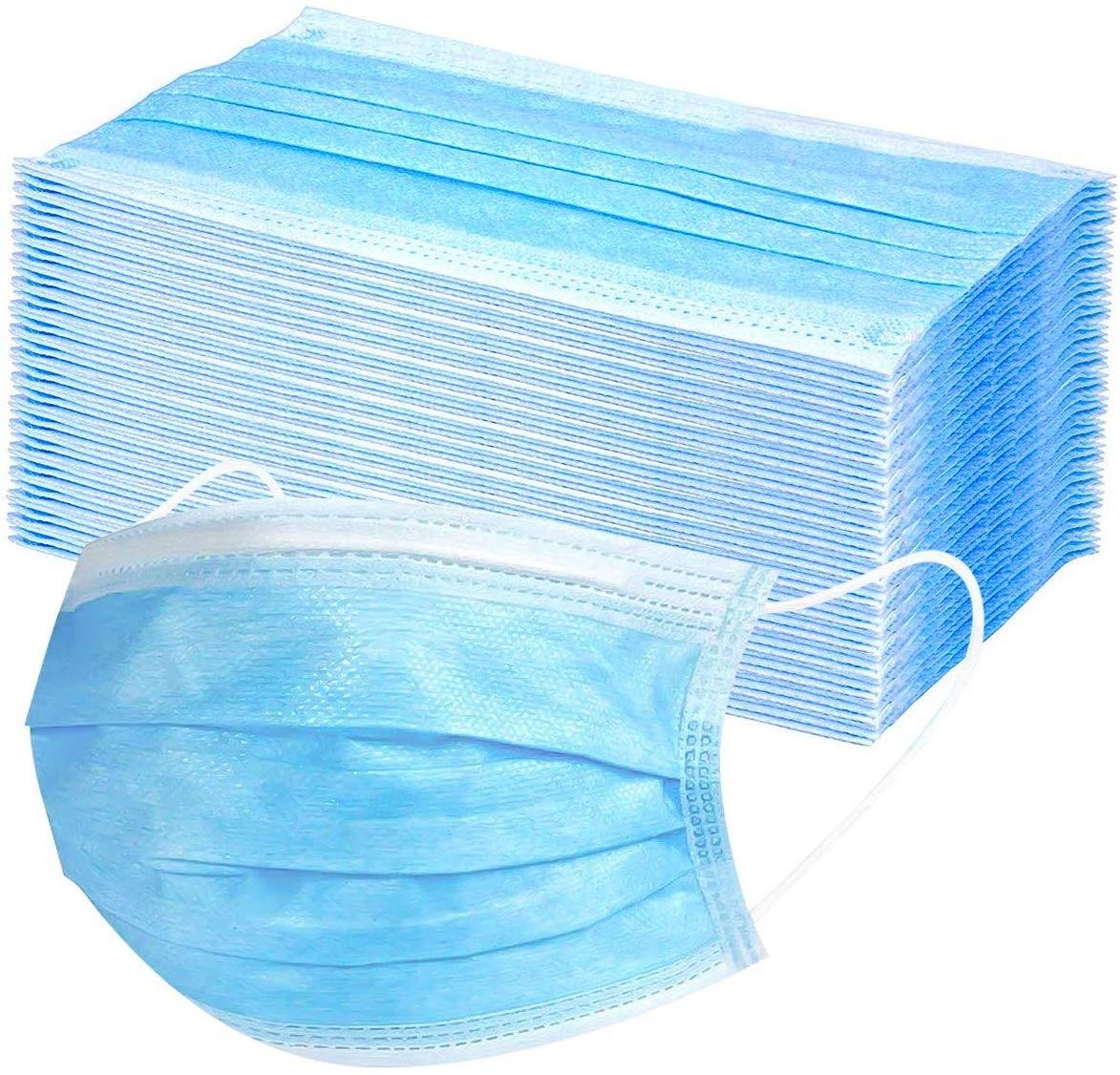 Disposable Non-Medical Mask (USA Direct Shipping)