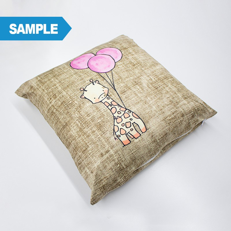 Custom Pillow Case Sample
