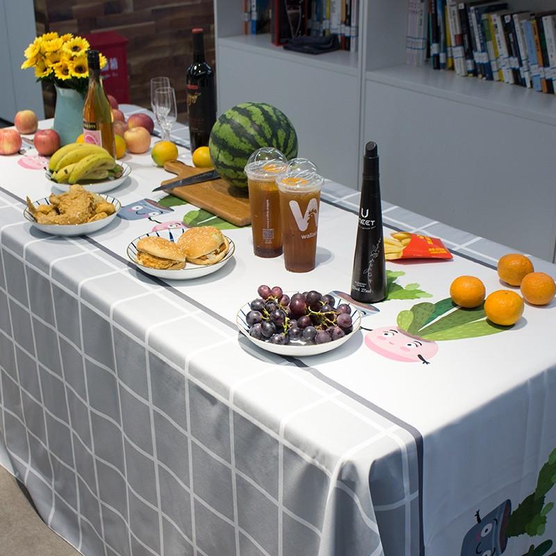 Custom Family Table Cloth