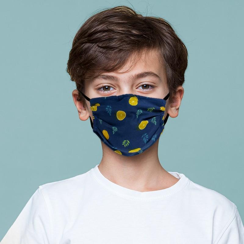 Children Face Mask Sample