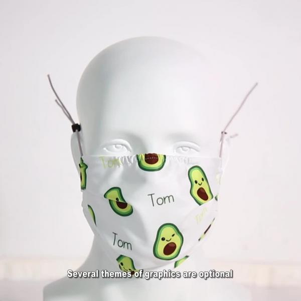 Fruits Face Mask