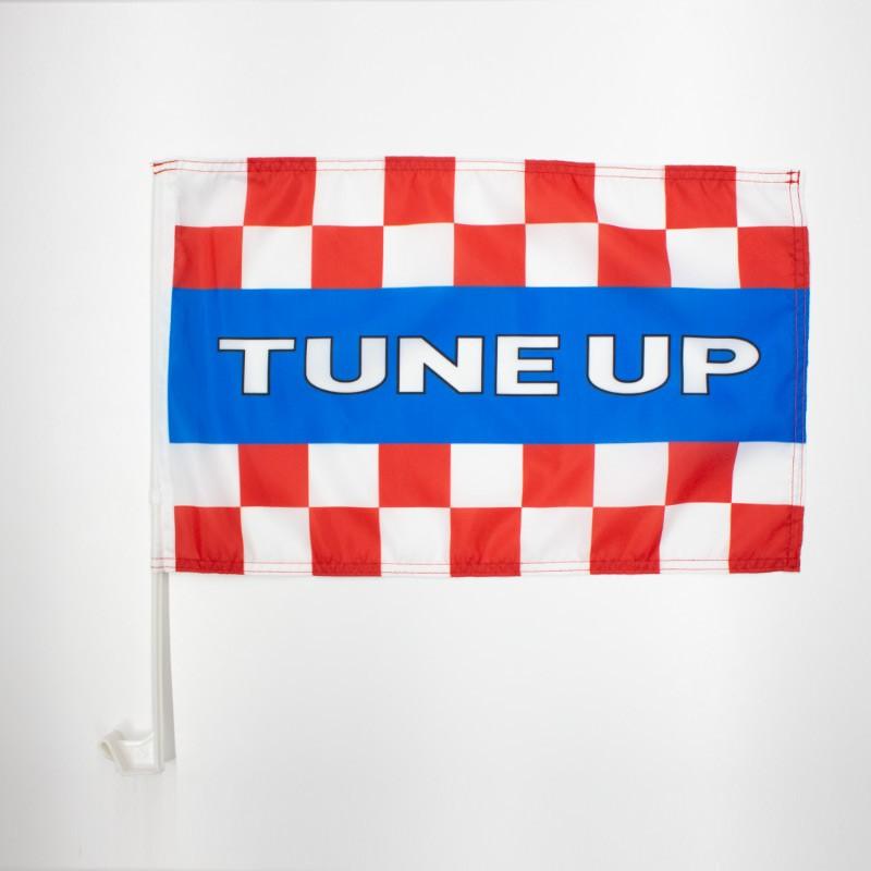 Economic Reopening Car Flag