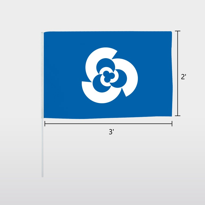 24x36''Hand Flags