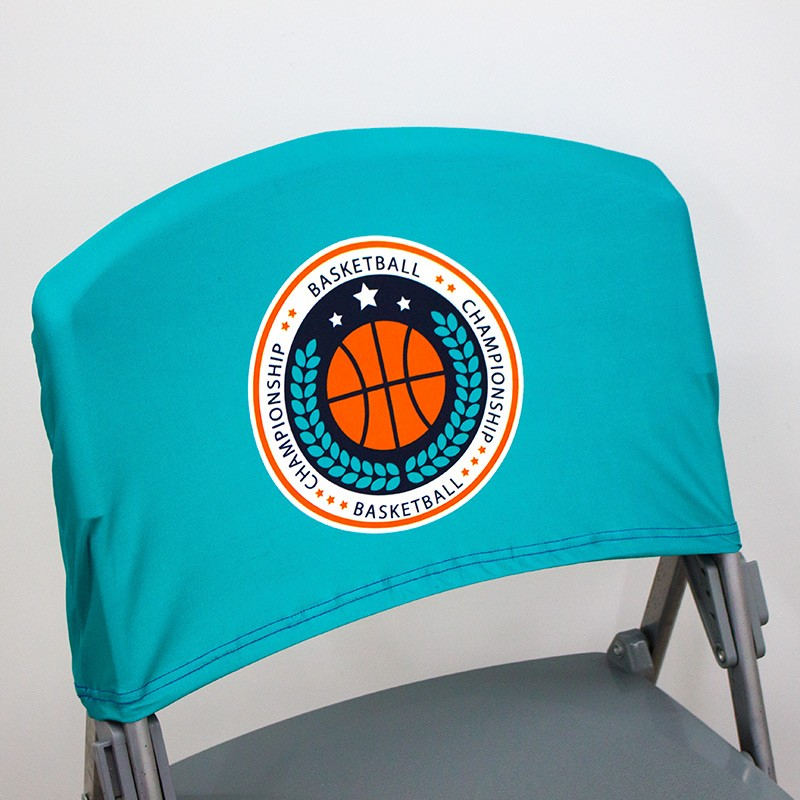 Custom Printed Chair Cover