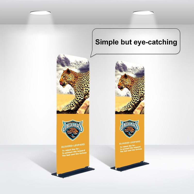 Fabric Banner Stand- Premium