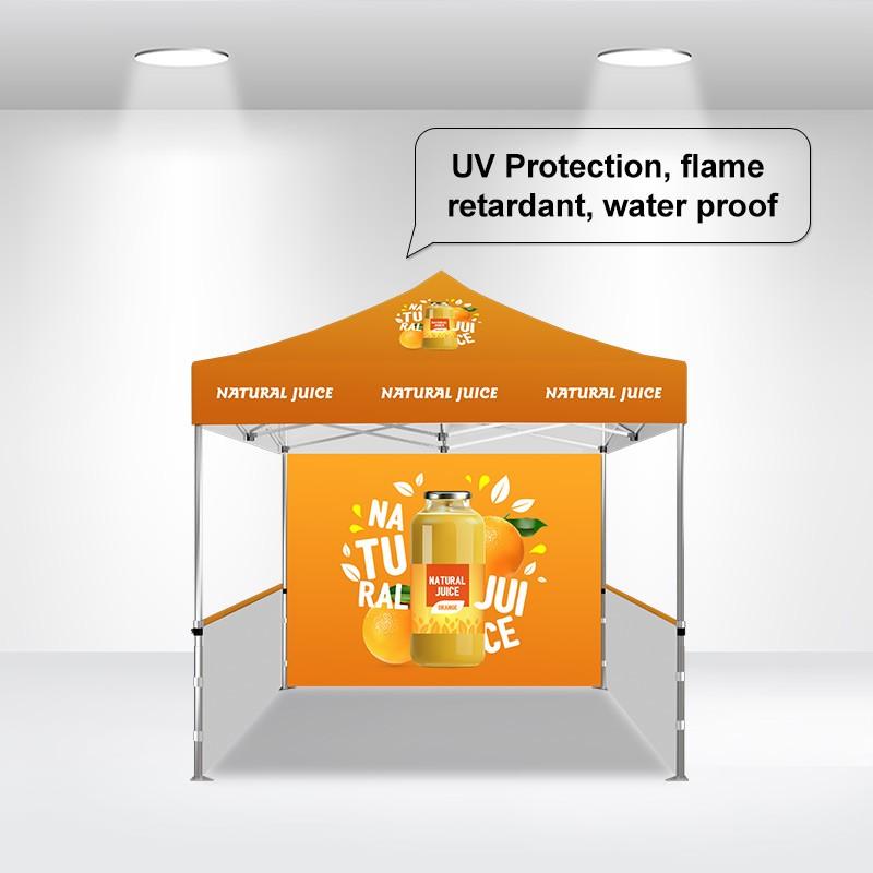 10x10 Advertising Tent