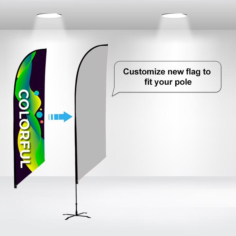 Advertising Flag(Custom Sizes)