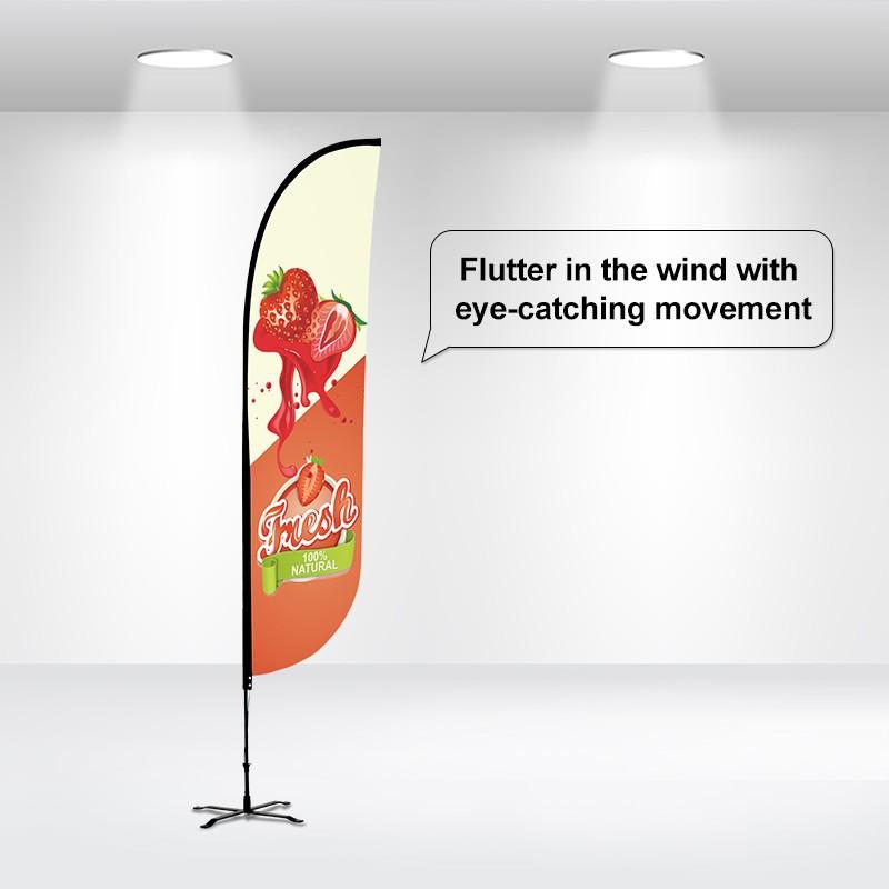 Advertising Flag-Convex