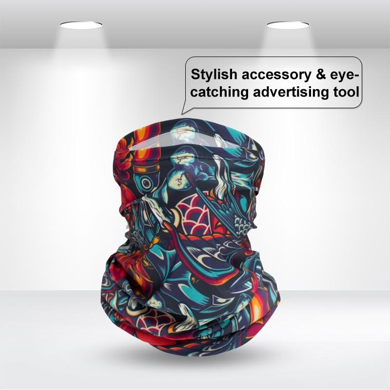 Custom Printed Headwear