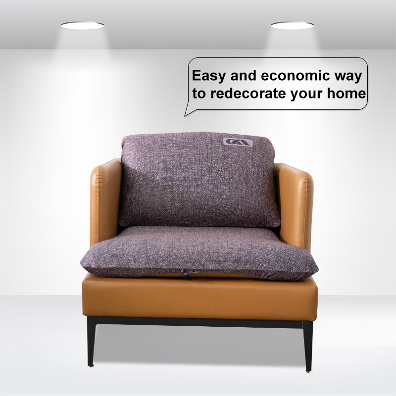 Custom Seat Cushion Cover