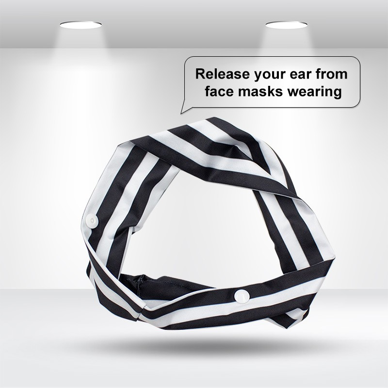 Custom Printed Head Band