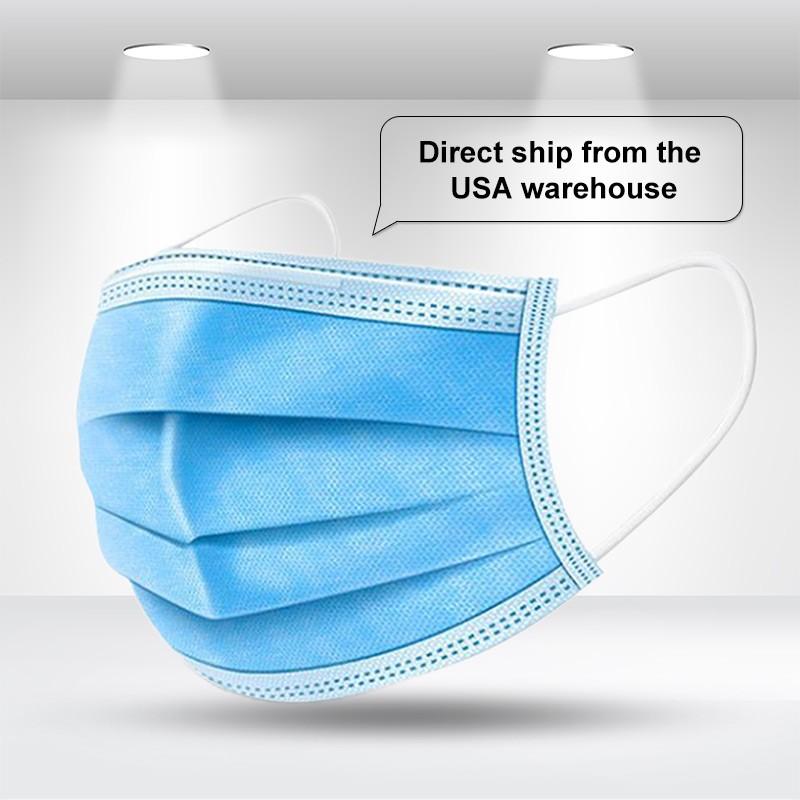 Premium Fabric Face Mask(240g Elastic Polyester)