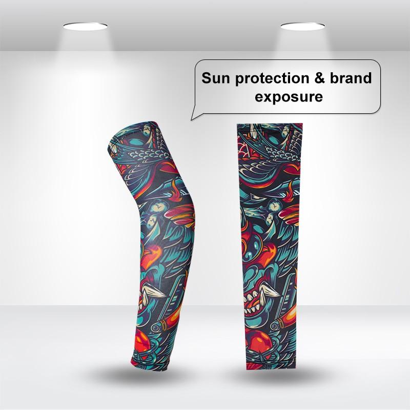 Custom Printed Arm Sleeve