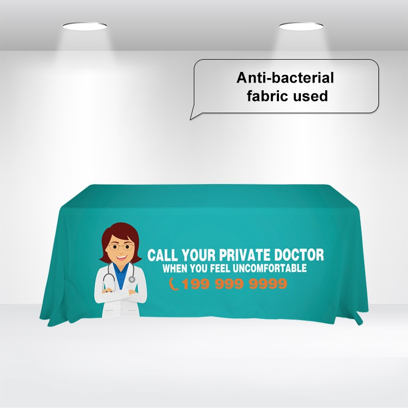 Anti-bacterial Standard Table Covers