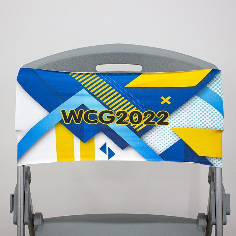 Custom Stretch Chair Band