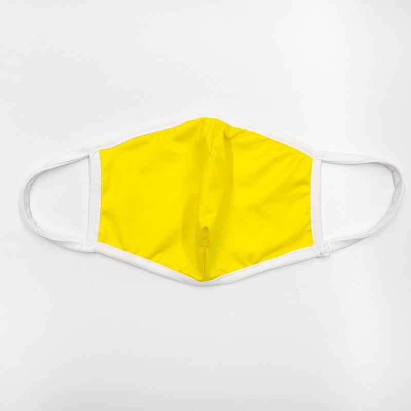 3D Fashion Color Face Masks- Child Size