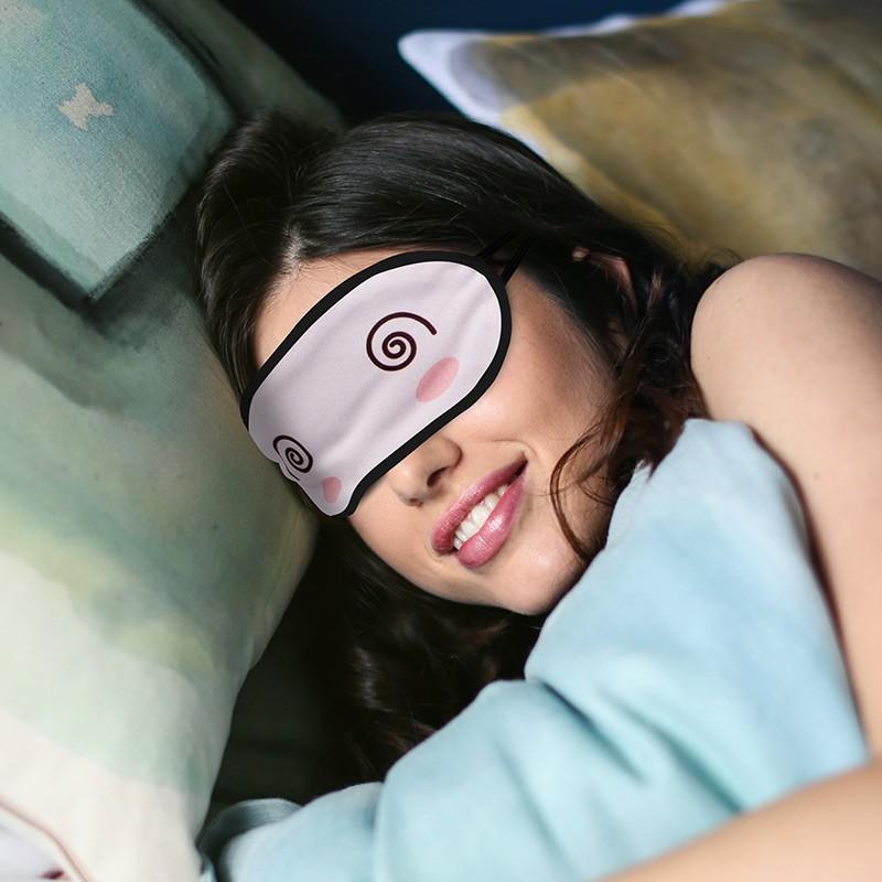 Custom Printed Eye Masks