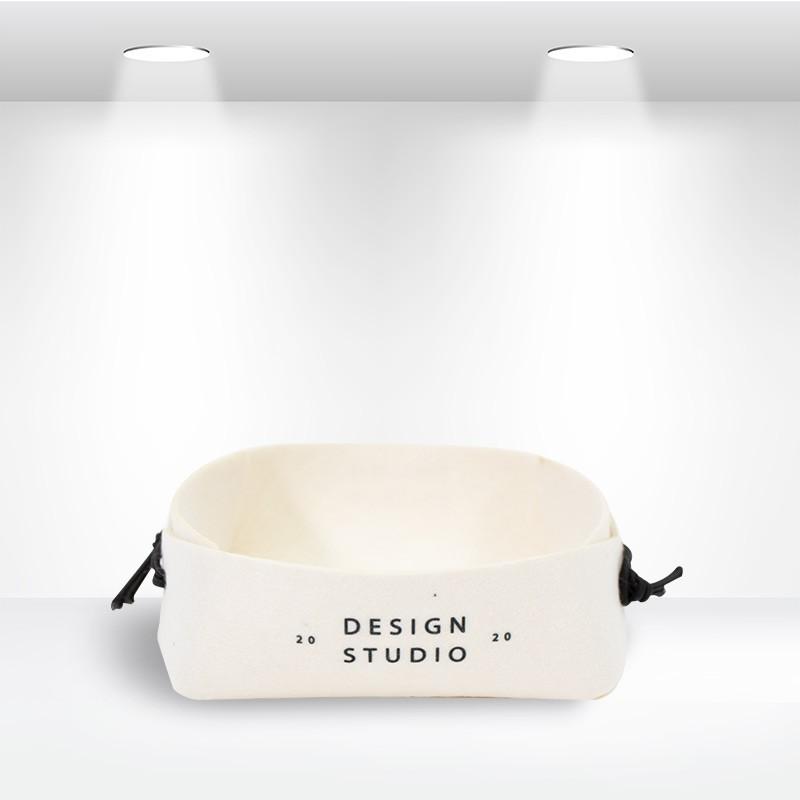 Custom Felt Storage Baskets