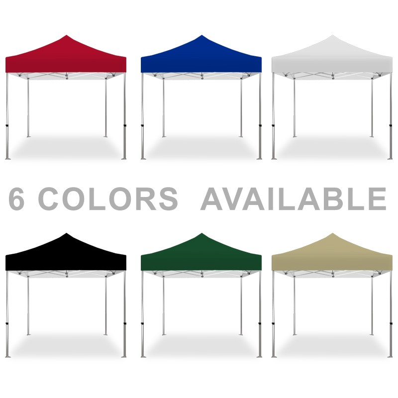 10x10 Blank Canopy Tent