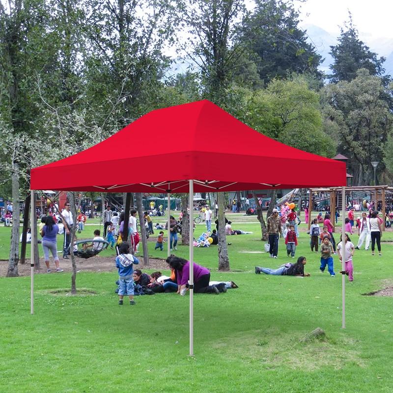 10x15 Blank Canopy Tent