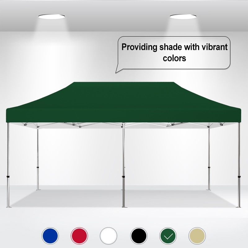 10x20 Blank Canopy Tent
