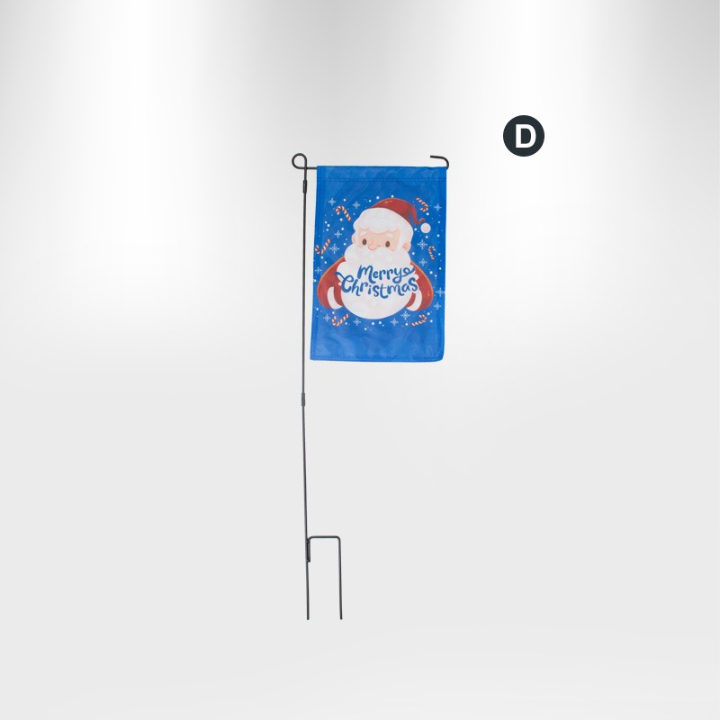 Christmas Garden Flag
