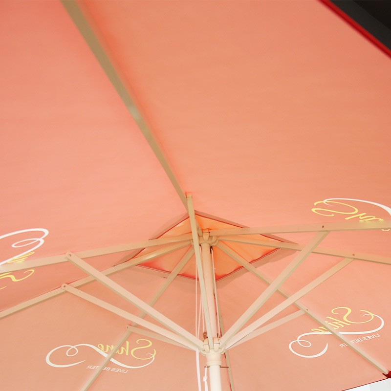 3x3m Square Market Umbrellas