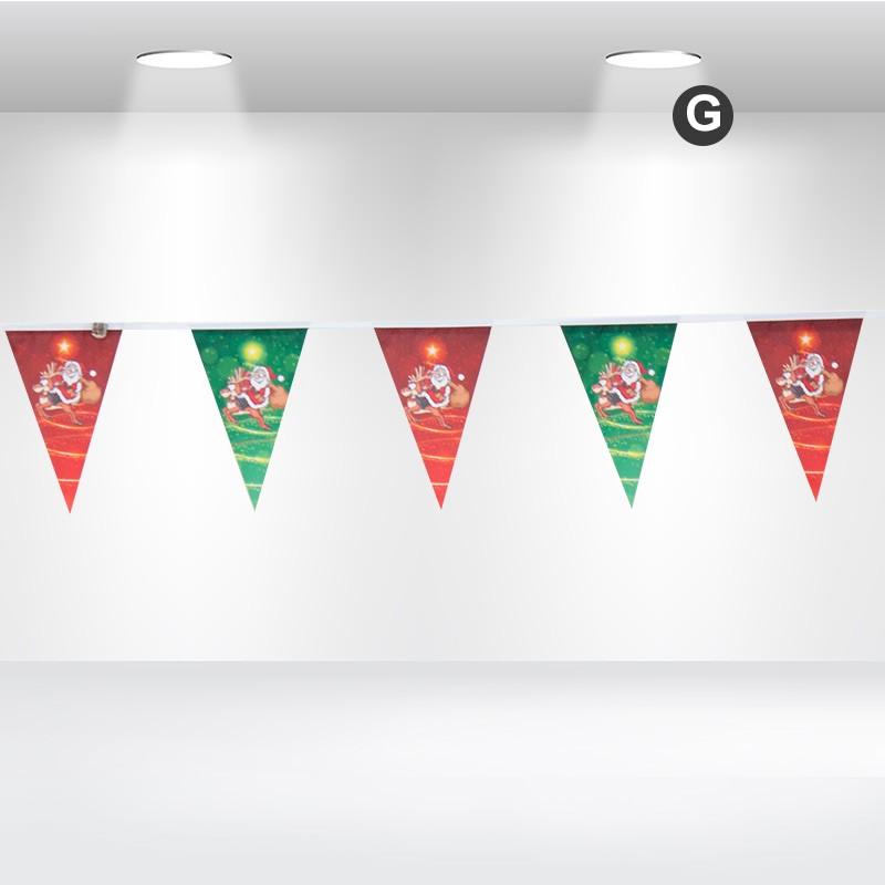 Christmas Bunting Flags